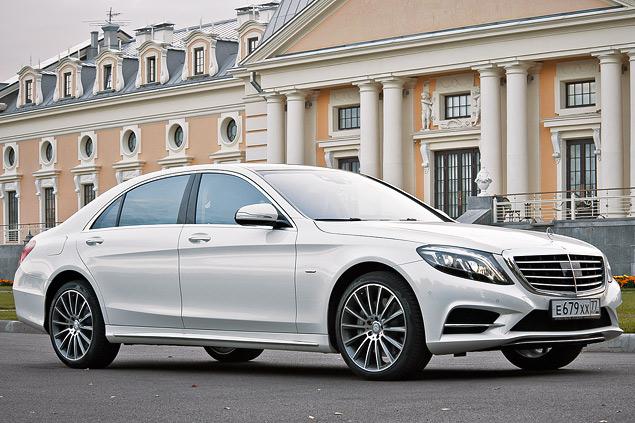Достоин ли новый Mercedes S 500 короны лучшего автомобиля в мире