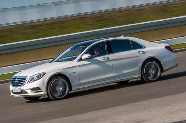 Достоин ли новый Mercedes S 500 короны лучшего автомобиля в мире. Фото 7
