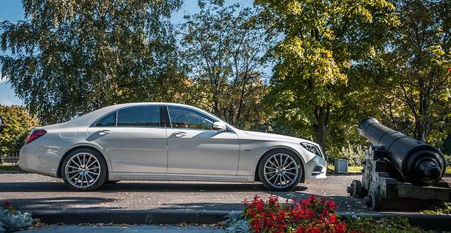 Достоин ли новый Mercedes S 500 короны лучшего автомобиля в мире. Фото 9