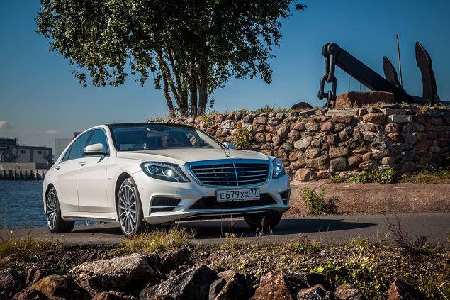 Достоин ли новый Mercedes S 500 короны лучшего автомобиля в мире. Фото 10