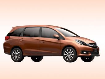 Honda разработала бюджетный семиместный компактвэн