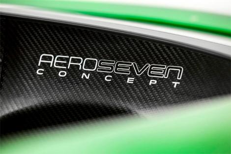 Прототип Caterham AeroSeven получил 240-сильный атмосферный мотор Ford. Фото 5
