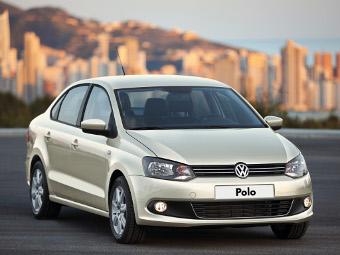 Volkswagen стал самой популярной маркой Москвы
