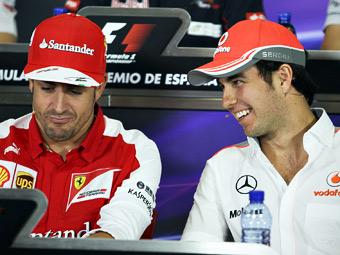 Фернандо Алонсо пригласили в McLaren