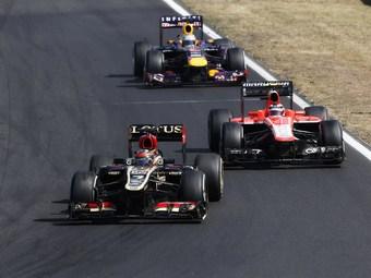 Глава Lotus предложил увеличить календарь Формулы-1 до 30 гонок