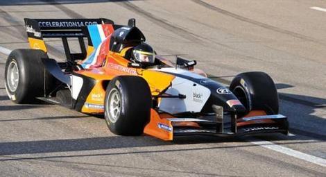 В Европе пройдет 10 заездов чемпионата Формула Acceleration 1