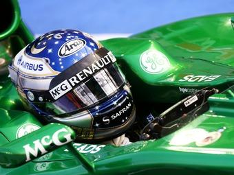 Команда Формулы-1 Caterham заключила трехлетний контракт с Renault