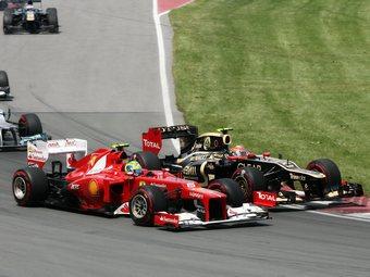 Команды Формулы-1 договорились о более мягких штрафах для пилотов