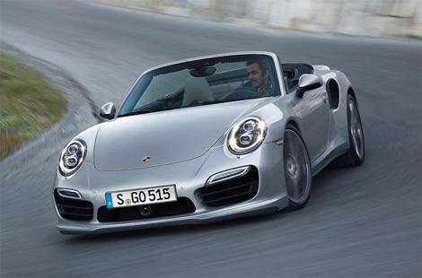 Новые кабриолеты 911 получили моторы от одноименных купе. Фото 1