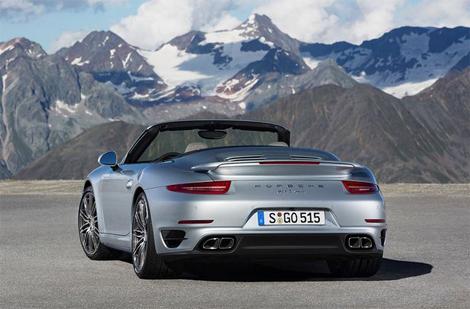 Новые кабриолеты 911 получили моторы от одноименных купе. Фото 2