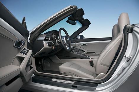 Новые кабриолеты 911 получили моторы от одноименных купе. Фото 3