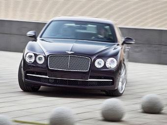 Bentley выпустит к 2018 году большой хэтчбек