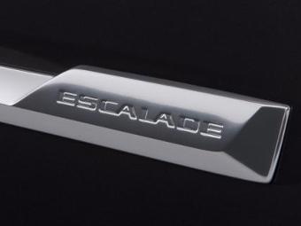 Cadillac показал фрагменты нового Escalade