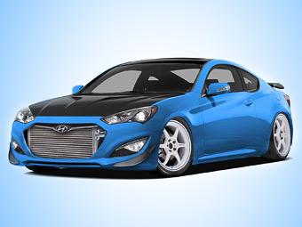 Hyundai и американские тюнеры построили 1000-сильное купе