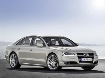Audi A8 получит пластиковые колеса