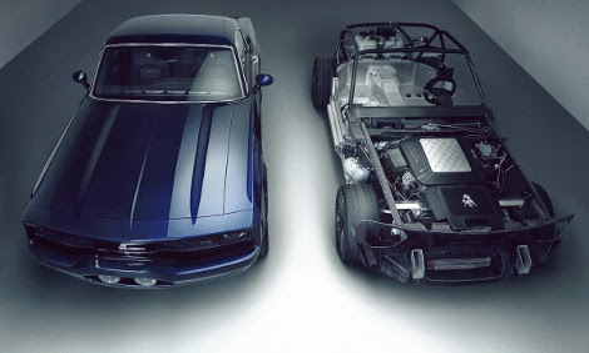 Компания Equus оснастила первую модель 640-сильным двигателем. Фото 2