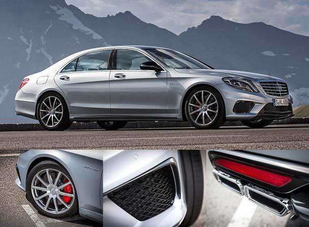 Заслуживает ли S 63 AMG звания лучшего спортивного седана Mercedes-Benz