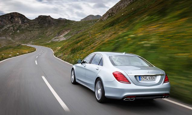 Заслуживает ли S 63 AMG звания лучшего спортивного седана Mercedes-Benz. Фото 3