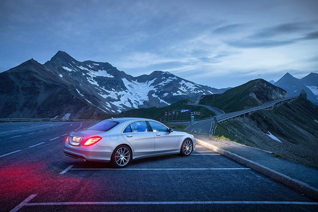 Заслуживает ли S 63 AMG звания лучшего спортивного седана Mercedes-Benz. Фото 5