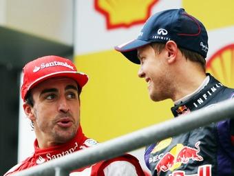 Команде Ferrari посоветовали забыть о борьбе за титул