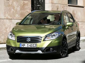 Новый Suzuki SX4 для России сделают выше