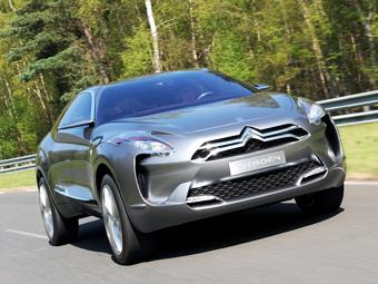Citroen создаст конкурента Peugeot 2008