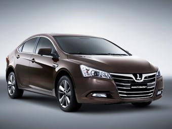 Luxgen будет собирать в России компактный кроссовер и седан