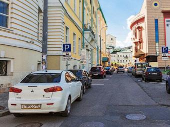 ГИБДД отдаст Москве право штрафовать за парковку раньше срока