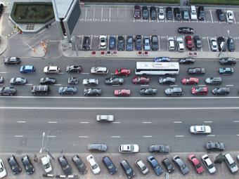 Эксперты зафиксировали увеличение пробок в Москве за два года