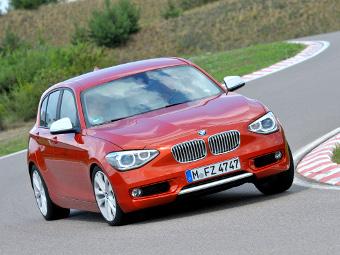 Семейство BMW 1-Series станет переднеприводным