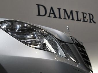Daimler возьмет кредит в 9 миллиардов евро