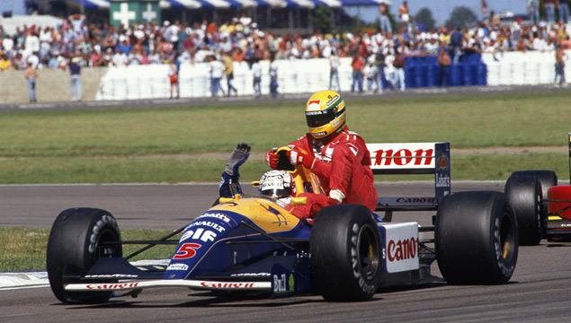 """Гонщики Формулы-1, работавшие """"таксистами"""". Фото 17"""