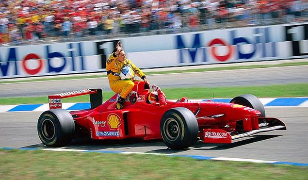 """Гонщики Формулы-1, работавшие """"таксистами"""". Фото 23"""