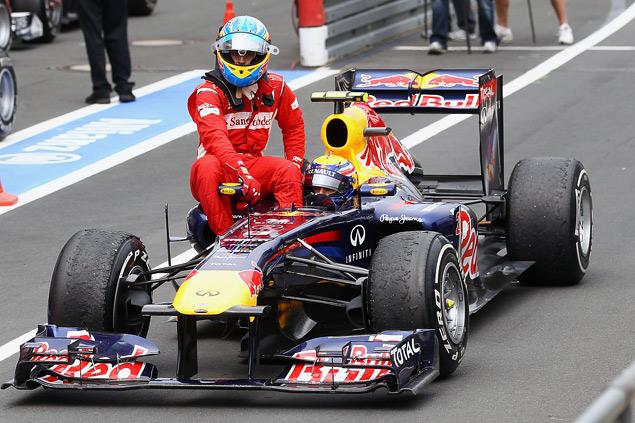 """Гонщики Формулы-1, работавшие """"таксистами"""". Фото 28"""
