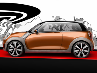 MINI Cooper нового поколения получит регулируемую подвеску