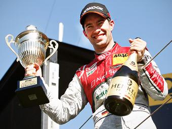 Майк Роккенфеллер стал чемпионом DTM