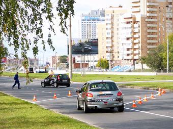 Организаторы сорвали гонку RRC в Тольятти