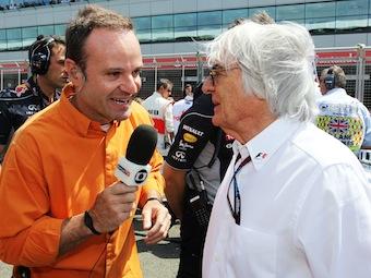 Спонсоры помогут Баррикелло вернуться в Формулу-1