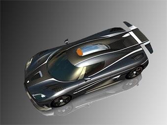 Новый гиперкар Koenigsegg разгонится до 450 километров в час