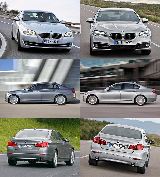 Что и зачем изменили в «пятерке» BMW. Фото 1