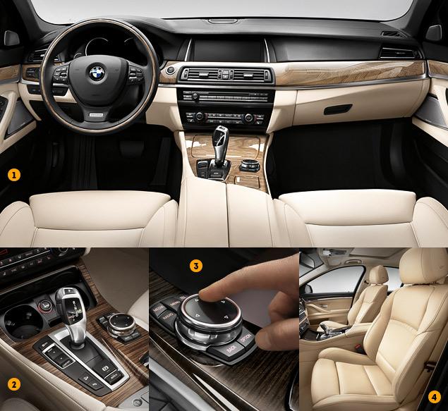 Что и зачем изменили в «пятерке» BMW. Фото 3