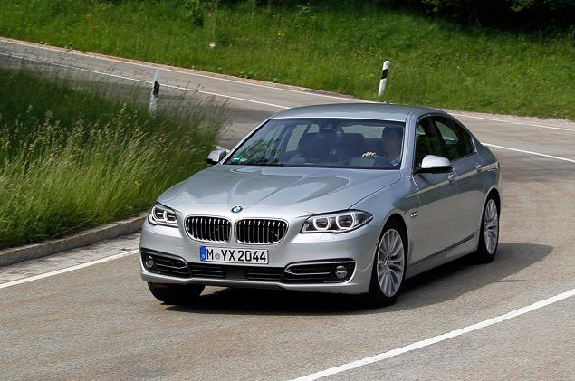 Что и зачем изменили в «пятерке» BMW. Фото 4