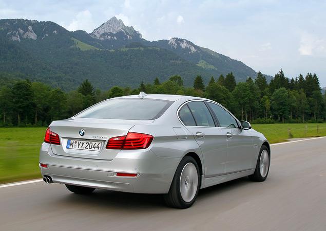 Что и зачем изменили в «пятерке» BMW. Фото 5