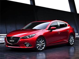 Названы российские цены на новую Mazda3