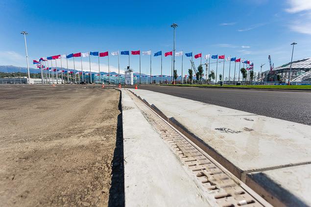Как идет подготовка к первой гонке Формулы-1 в Сочи. Фото 2