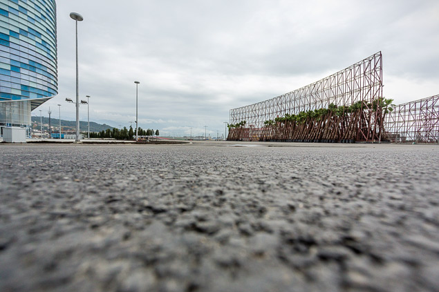 Как идет подготовка к первой гонке Формулы-1 в Сочи. Фото 3