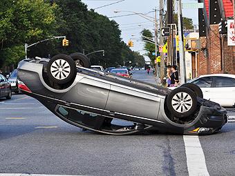 Страховщики назвали самые аварийные дни и месяцы