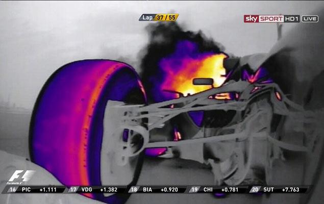 Онлайн-трансляция четырнадцатого этапа Формулы-1 2013 года