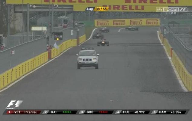 Онлайн-трансляция четырнадцатого этапа Формулы-1 2013 года. Фото 2