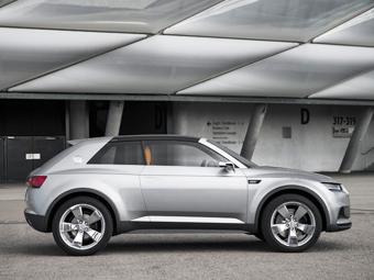 Audi выпустит кроссовер за 20 тысяч евро